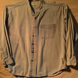 St Johns Bay XL XG Denim Shirt